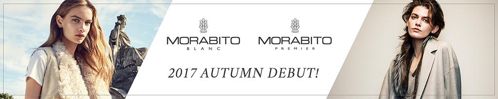MORABITO BLANC, MORABITO PREMIER  2017 AUTUMN DEBUT!